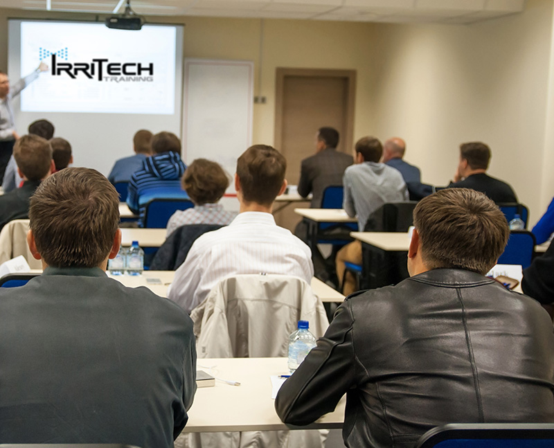IrriTech Training offers training modules